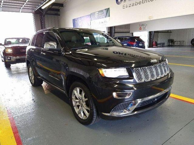 2014 Jeep Grand Cherokee Summit Madison, NC 1