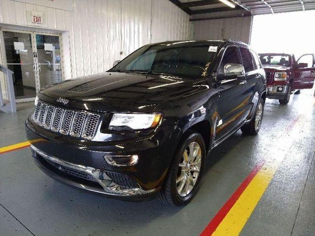 2014 Jeep Grand Cherokee Summit Madison, NC 3