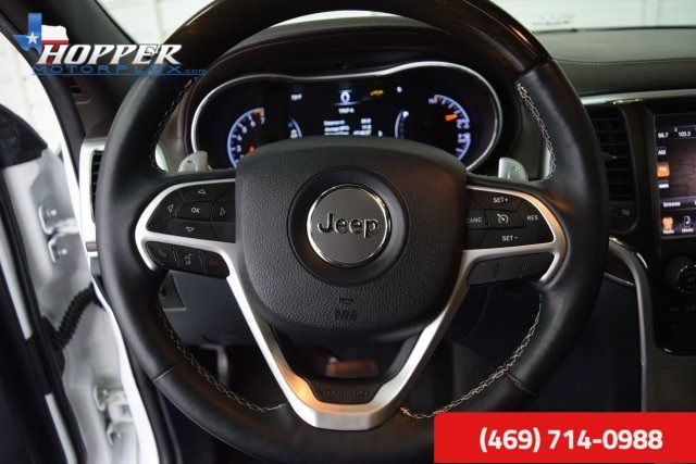 2014 Jeep Grand Cherokee Overland in McKinney, Texas 75070