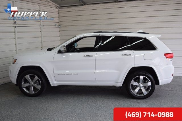 2014 Jeep Grand Cherokee Overland in McKinney Texas, 75070