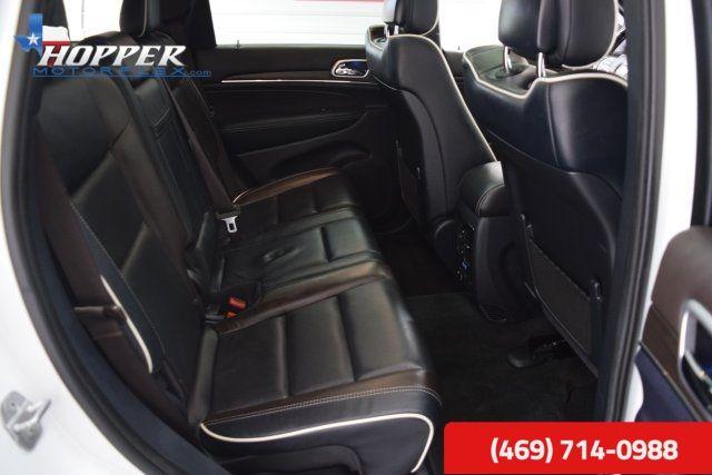 2014 Jeep Grand Cherokee Overland in McKinney, Texas 75070