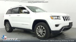 2014 Jeep Grand Cherokee Limited in McKinney, Texas 75070