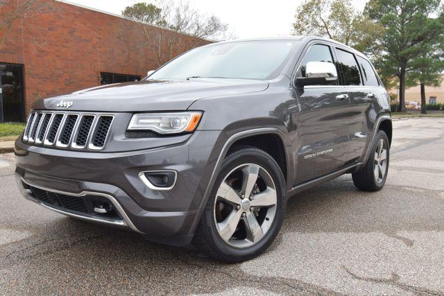 2014 Jeep Grand Cherokee Overland