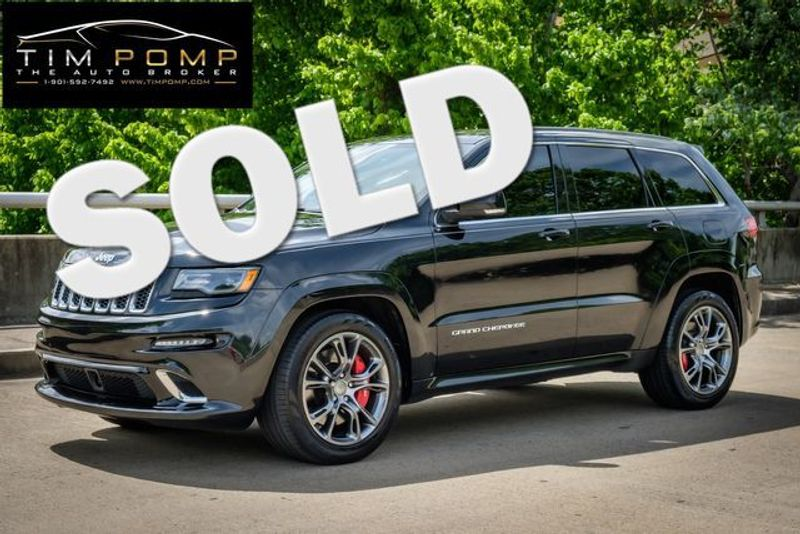 2014 Jeep Grand Cherokee SRT8 | Memphis, Tennessee | Tim Pomp - The Auto Broker in Memphis Tennessee