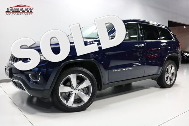 2014 Jeep Grand Cherokee Limited Merrillville, Indiana 0