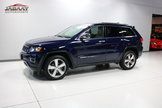 2014 Jeep Grand Cherokee Limited Merrillville, Indiana 35