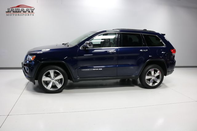 2014 Jeep Grand Cherokee Limited Merrillville, Indiana 36