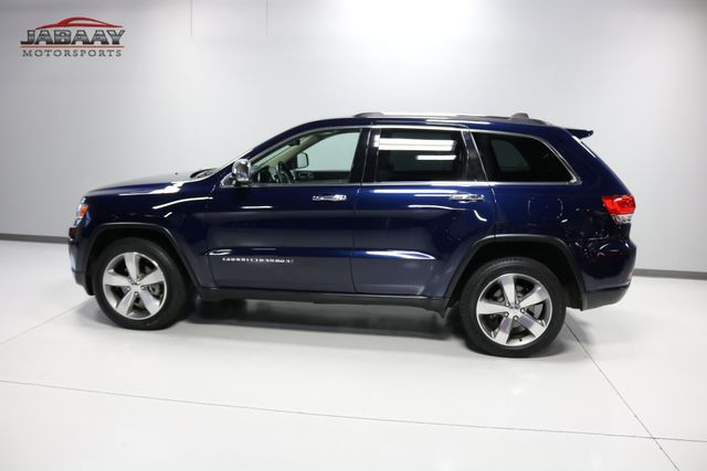 2014 Jeep Grand Cherokee Limited Merrillville, Indiana 37