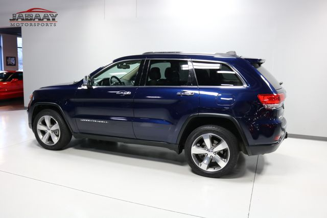 2014 Jeep Grand Cherokee Limited Merrillville, Indiana 38