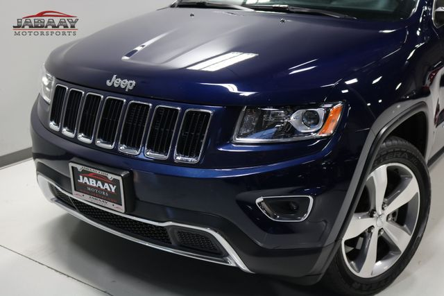 2014 Jeep Grand Cherokee Limited Merrillville, Indiana 31