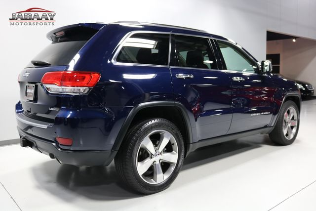 2014 Jeep Grand Cherokee Limited Merrillville, Indiana 4