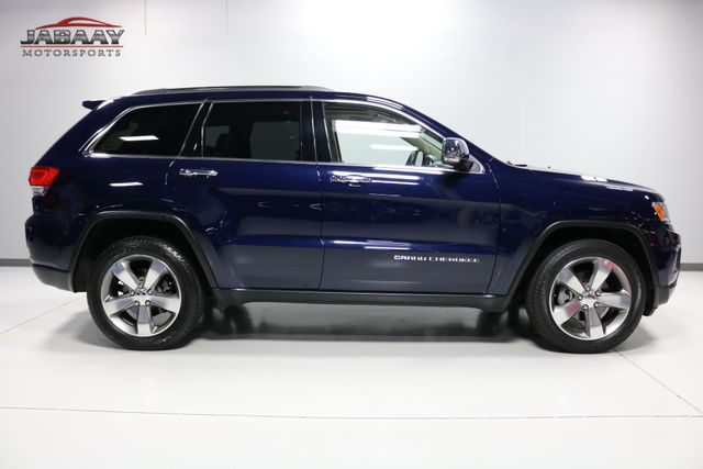 2014 Jeep Grand Cherokee Limited Merrillville, Indiana 5