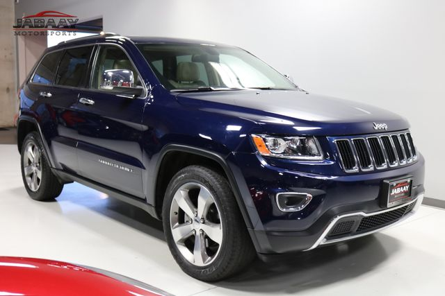 2014 Jeep Grand Cherokee Limited Merrillville, Indiana 6