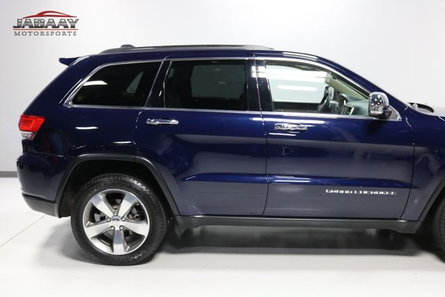 2014 Jeep Grand Cherokee Limited Merrillville, Indiana 39
