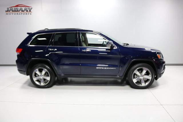 2014 Jeep Grand Cherokee Limited Merrillville, Indiana 43
