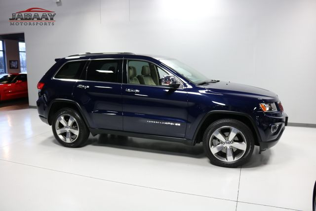 2014 Jeep Grand Cherokee Limited Merrillville, Indiana 44