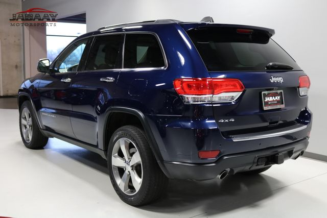 2014 Jeep Grand Cherokee Limited Merrillville, Indiana 2