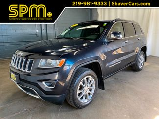 2014 Jeep Grand Cherokee Limited in Merrillville, IN 46410
