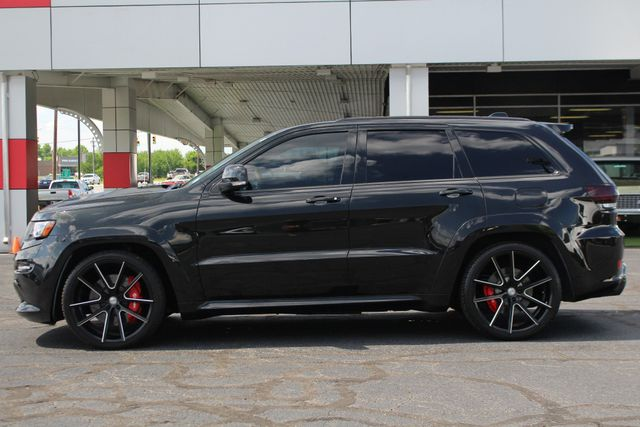 "2014 Jeep Grand Cherokee SRT8 4x4 - LOWERED -  22"" WHEELS! Mooresville , NC 16"
