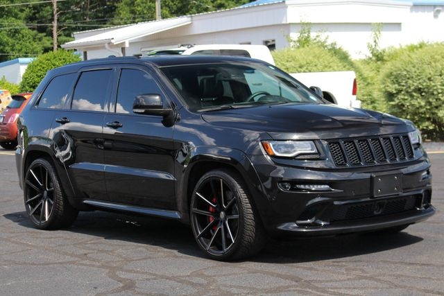 "2014 Jeep Grand Cherokee SRT8 4x4 - LOWERED -  22"" WHEELS! Mooresville , NC 23"