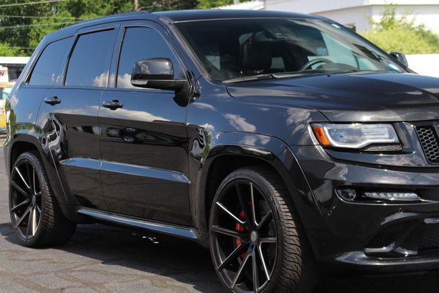 "2014 Jeep Grand Cherokee SRT8 4x4 - LOWERED -  22"" WHEELS! Mooresville , NC 27"