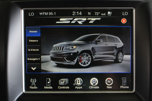 "2014 Jeep Grand Cherokee SRT8 4x4 - LOWERED -  22"" WHEELS! Mooresville , NC 40"
