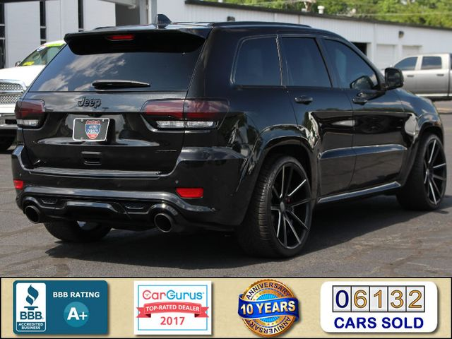 "2014 Jeep Grand Cherokee SRT8 4x4 - LOWERED -  22"" WHEELS! Mooresville , NC 2"