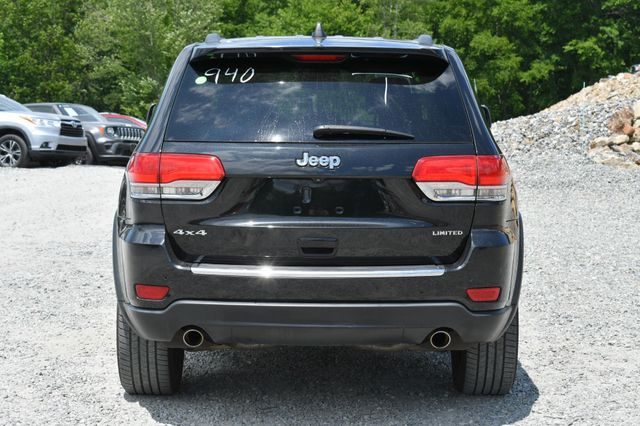 2014 Jeep Grand Cherokee Limited Naugatuck, Connecticut 3