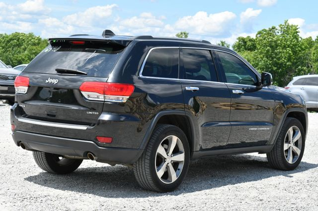 2014 Jeep Grand Cherokee Limited Naugatuck, Connecticut 4