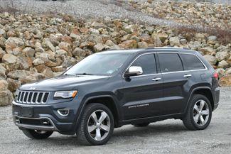 2014 Jeep Grand Cherokee Overland 4WD Naugatuck, Connecticut 2