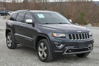 2014 Jeep Grand Cherokee Overland 4WD Naugatuck, Connecticut 8