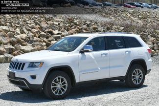 2014 Jeep Grand Cherokee Limited 4WD Naugatuck, Connecticut