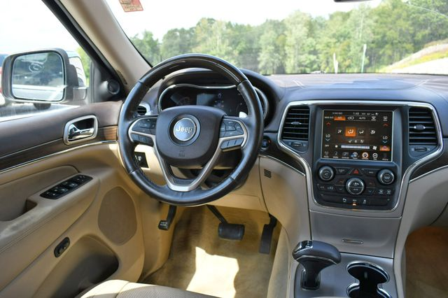 2014 Jeep Grand Cherokee Overland 4WD Naugatuck, Connecticut 16