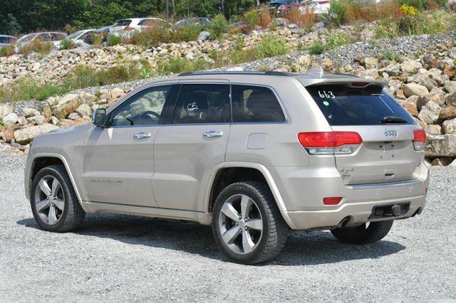 2014 Jeep Grand Cherokee Overland 4WD Naugatuck, Connecticut 4