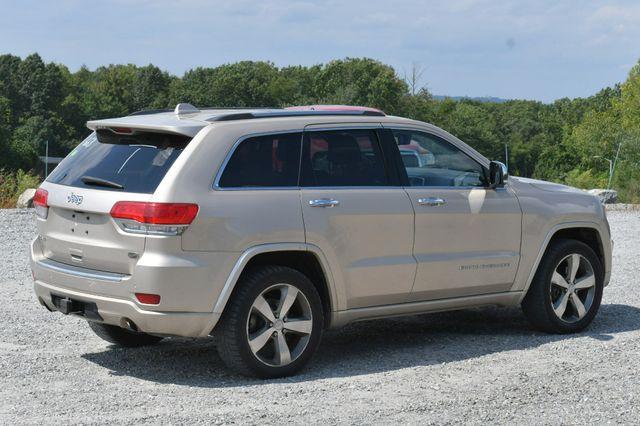 2014 Jeep Grand Cherokee Overland 4WD Naugatuck, Connecticut 6