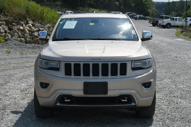 2014 Jeep Grand Cherokee Overland 4WD Naugatuck, Connecticut 9