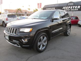 2014 Jeep Grand Cherokee Overland Overland in Costa Mesa, California 92627