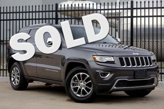 2014 Jeep Grand Cherokee Limited * DIESEL * 4x4 * 1-Owner * PANO ROOF * Plano, Texas