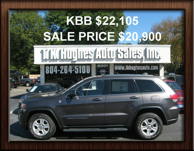 2014 Jeep Grand Cherokee Laredo 4X4 in Richmond, VA, VA 23227