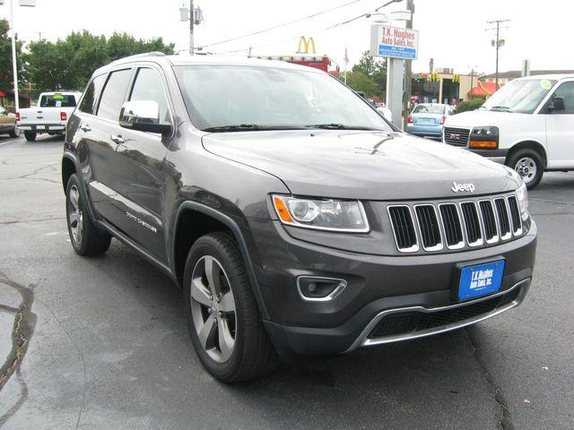 2014 Jeep Grand Cherokee Limited 4X4 Richmond, Virginia 3