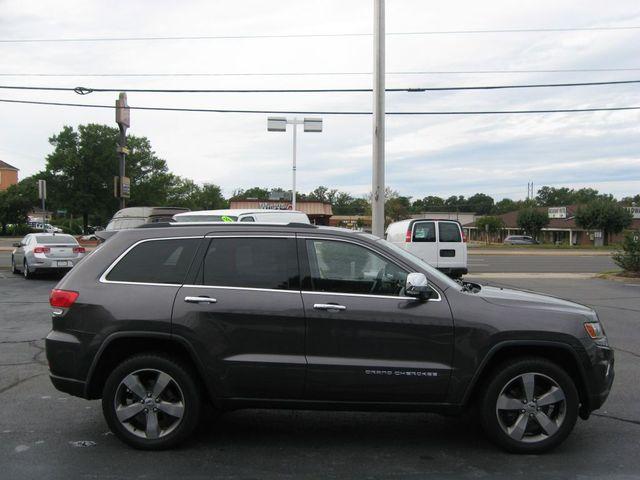 2014 Jeep Grand Cherokee Limited 4X4 Richmond, Virginia 4