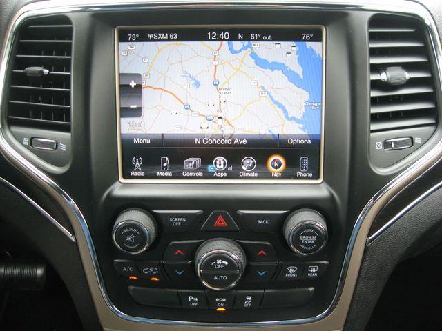 2014 Jeep Grand Cherokee Limited 4X4 Richmond, Virginia 9