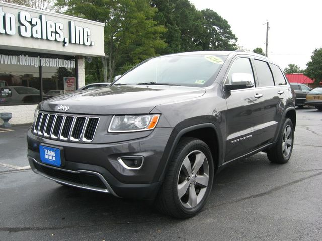 2014 Jeep Grand Cherokee Limited 4X4 Richmond, Virginia 1