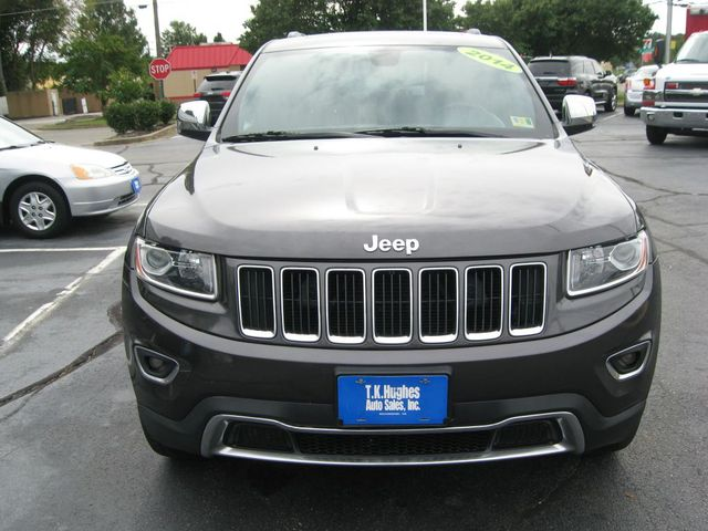 2014 Jeep Grand Cherokee Limited 4X4 Richmond, Virginia 2