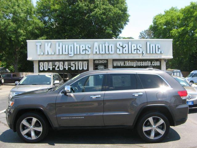2014 Jeep Grand Cherokee Limited 4X4 in Richmond, VA, VA 23227