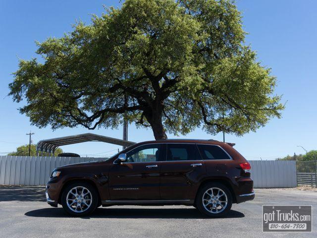 2014 Jeep Grand Cherokee Summit 3.0L EcoDiesel 4X4