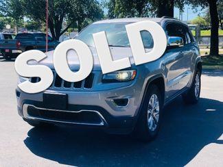 2014 Jeep Grand Cherokee Limited in San Antonio, TX 78233