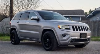 2014 Jeep Grand Cherokee Overland in San Antonio, TX 78212