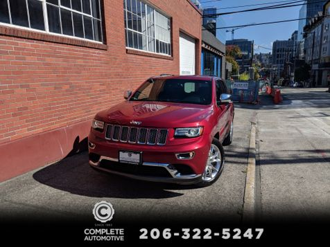 2014 Jeep Grand Cherokee Summit 4x4 HEMI V8 21,000 Original Miles Local 1 Owner All Options in Seattle