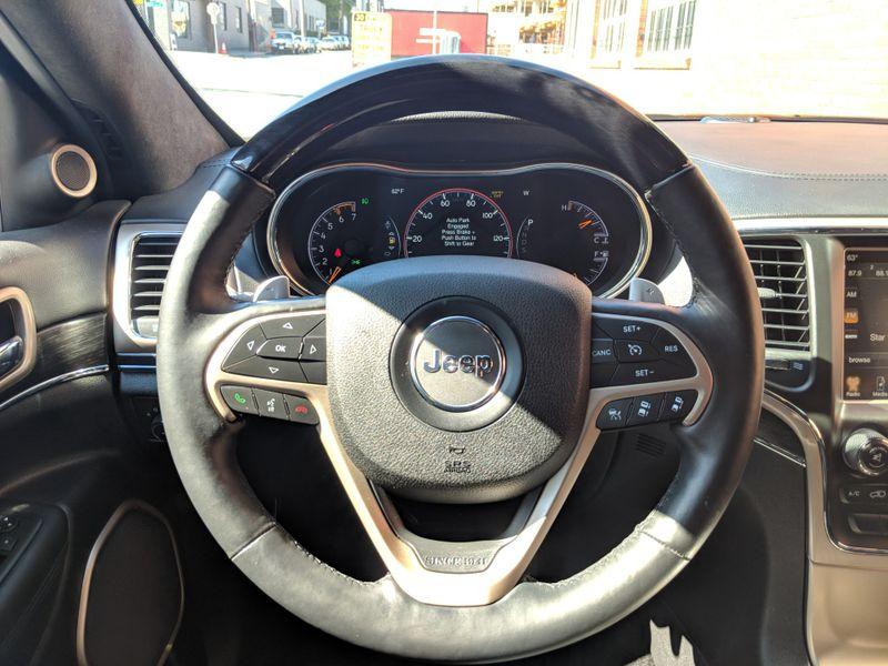 2014 Jeep Grand Cherokee Summit 4x4 HEMI V8 21000 Original Miles Local 1 Owner All Options  city Washington  Complete Automotive  in Seattle, Washington